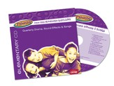 FaithWeaver Friends Elementary Drama, Sound Effects & Songs CD, Fall 2014