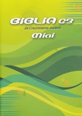 NVI Biblia G3 Mini, G3 Youth Devotional Bible