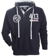 Philippians 4:13 Applique Hoodie,   Small