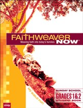 FaithWeaver Now Grades 1&2 Student Book: My Bible Fun, Fall 2014