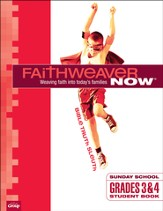 FaithWeaver Now Grades 3&4 Student Book: Bible Truth Sleuth, Fall 2014