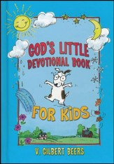 God's Little Devotional Book for Kids: Help Children Grow and Know God's Ways