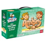 Buzz Preschool: Amigos Kit, Fall 2014