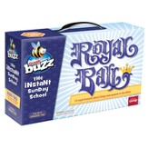 Buzz Grades 1&2: Royal Ball Kit, Fall 2014