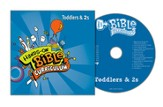 Hands-On Bible Curriculum Toddlers & 2s: CD, Fall 2014