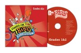 Hands-On Bible Curriculum Grades 1&2: CD, Fall 2014