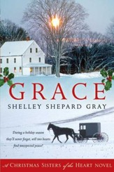 Grace: A Christmas Sisters of the Heart Novel - eBook