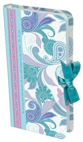 Be Strong Notebook with Ribbon Closure