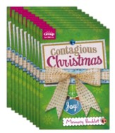 Contagious Christmas Participant Booklets, Package of 10