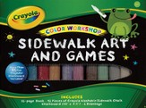 Crayola Color Workshop: Sidewalk Art and Games
