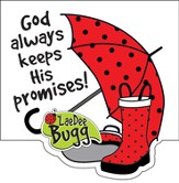 God Always Keeps His Promises Notepad