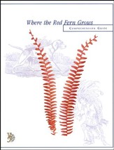 Where the Red Fern Grows Comprehension Guide