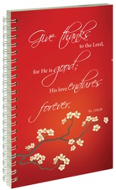 Give Thanks Notebook