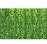 Animal Print Decorating Paper, green scales