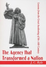 The Agency that Transformed a Nation