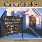 Church Chuckles: Laughter is Divine
