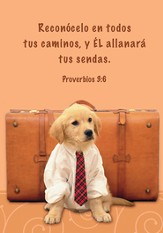 Reconócelo En Todos Tus Caminos, Libreta  (In All Your Ways Acknowledge The Lord, Notepad)