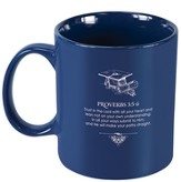Graduation Mug, Proverbs 3:5-6