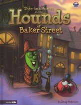 Sheerluck Holmes and the Hounds of Baker Street, A  VeggieTales Picture Book