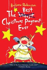 The Best Christmas Pageant Ever - eBook