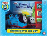 Thomas & Friends: Plush & Play-A-Sound Book Boxed Set - Slightly Imperfect