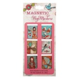 Give Thanks Magnetic Bookmarks, Pack of 6