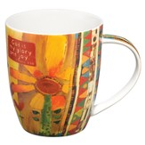 God Is My Glory and Joy Mug