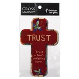 Trust Cross Magnet