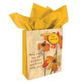 May Your Day Be Blessed and Filled With Joy Gift Bag, Medium