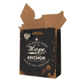 Hope As An Anchor For the Soul Gift Bag, Medium