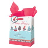 Christmas Blessings gift Bag, Medium