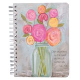 Cast Your Cares on the Lord Notebook