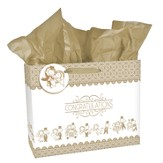 Congratulations, Wedding Gift Bag, Large