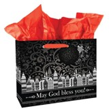 May God Bless You Gift Bag, Large