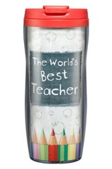 The World's Best Teacher Travel Mug