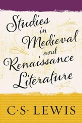Studies in Medieval and Renaissance Literature - eBook