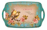 Trust in the Lord, Serving Tray