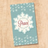 Let There Be Peace Napkins, Pack of 20