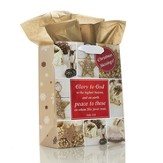 Glory to God Gift Bag, Medium