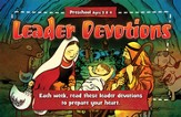 Buzz Preschool: Family TreeLeader Devotions, Winter 2014