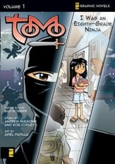 I Was an Eighth Grade Ninja, Tomo, Volume 1