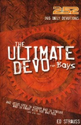 2:52 Ultimate Devo for Boys: 365 Daily Devotions