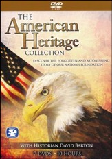 The American Heritage Collection, 7 DVD Box Set  (Repackaged)