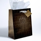 For I Know The Plans Gift Bag with Tissue Paper, Medium