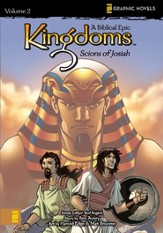 Scions of Josiah, Volume 2, Z Graphic Novels / Kingdoms: A Biblical Epic