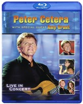 Peter Cetera with Special Guest Amy Grant: Live, Blu-ray