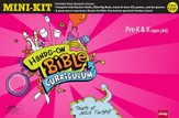 Hands-On Bible Curriculum, Mini-Kit, Pre-K & K