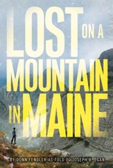 Lost on a Mountain in Maine - eBook