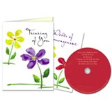 Thinking of You - Musical Card w/CD
