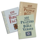Bible Books: 3-Book Set